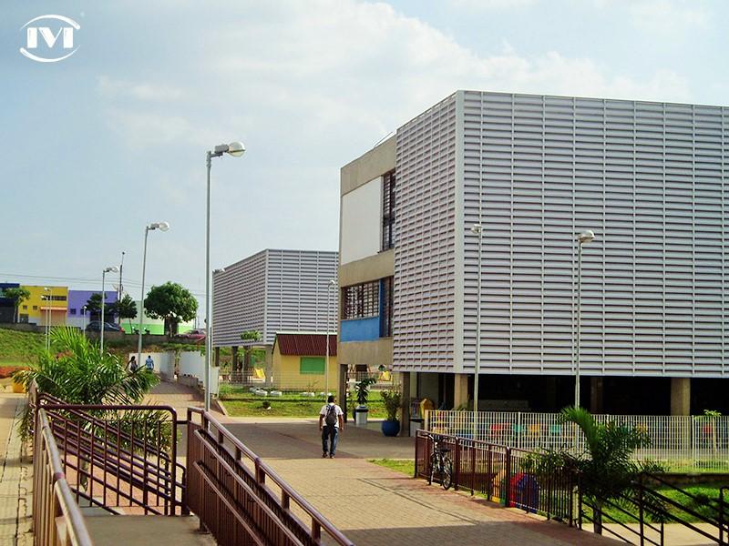 Complexo Educacional<br>Rio Claro - SP