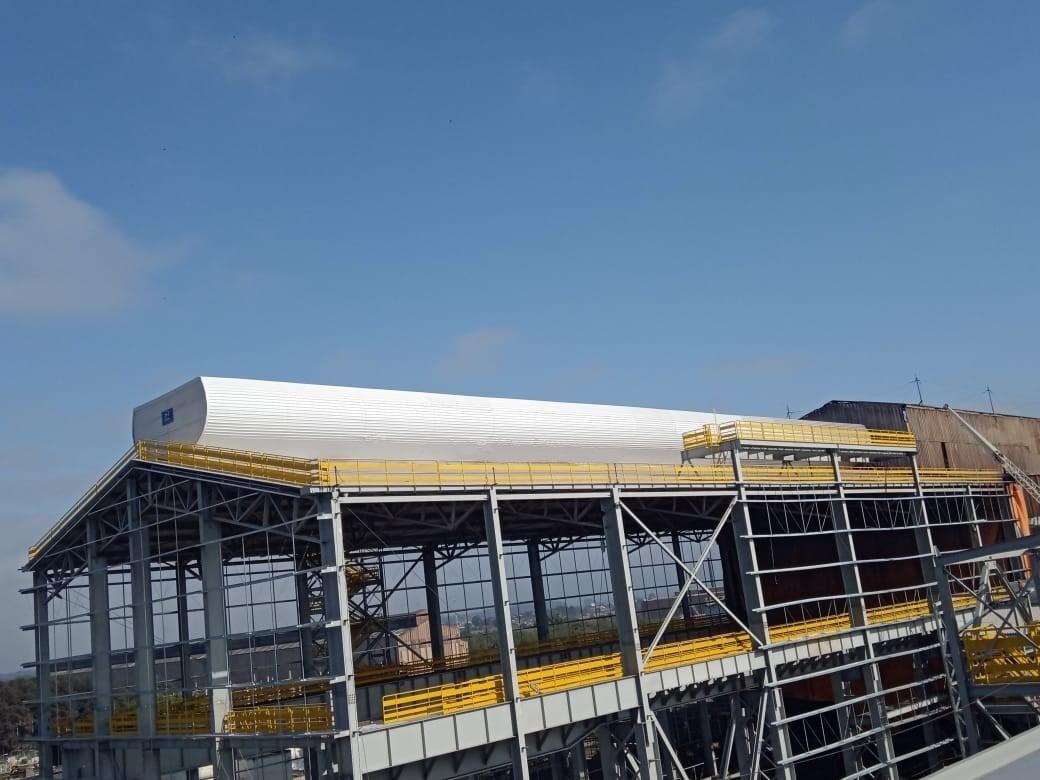 Hidrelétrica de Tucurui<br>Tucuru - PA