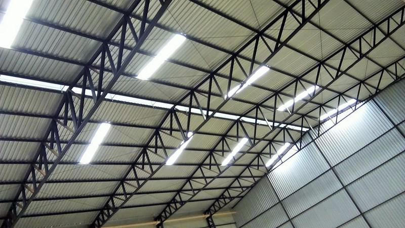 Iluminação ventilação natural