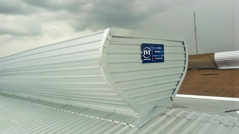 Lanternim telhado