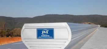 Empresa de equipamentos de ventilação