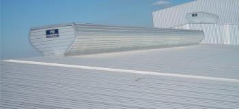 Soluções em ventilação industrial